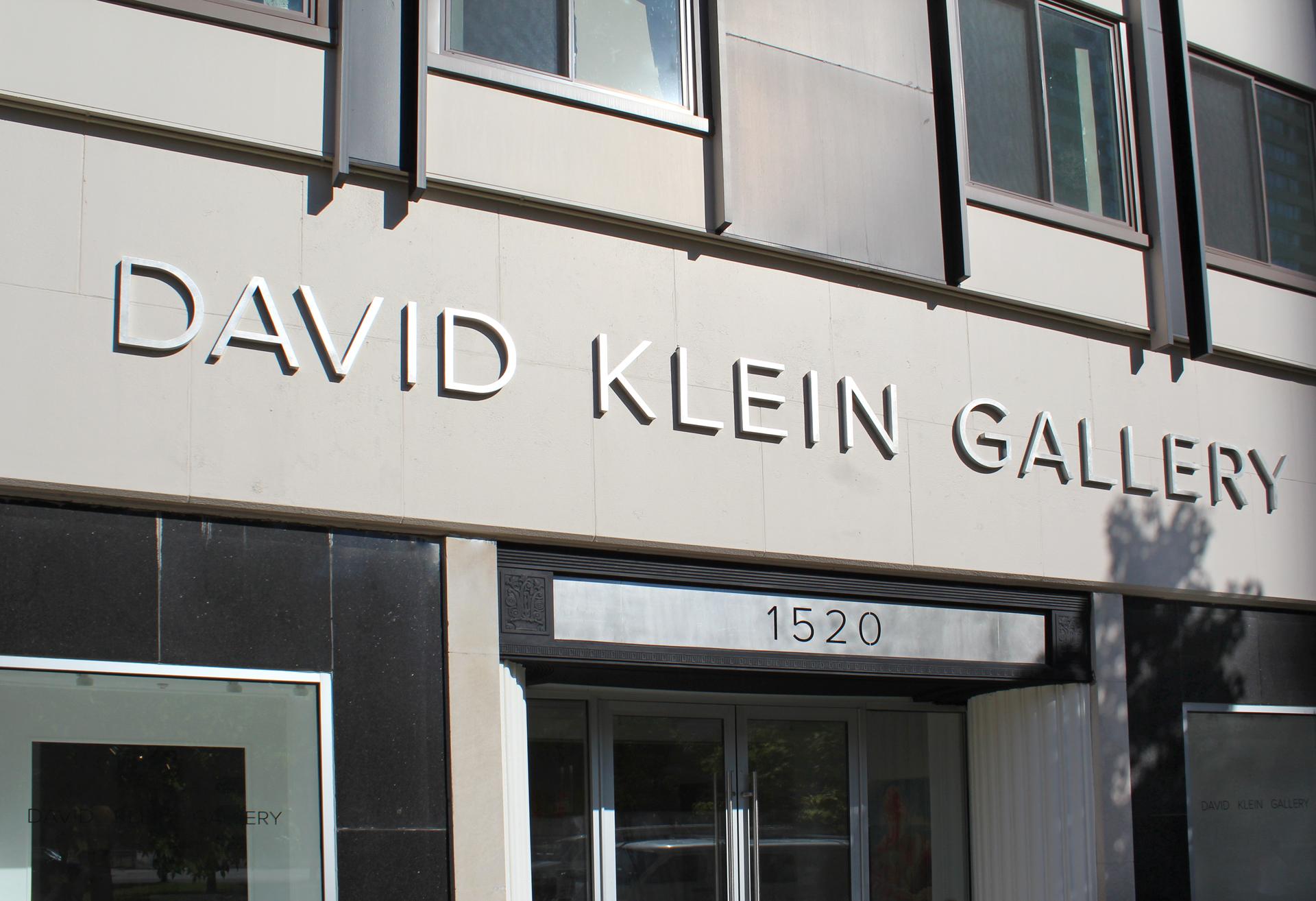 David Klein Gallery Detroit