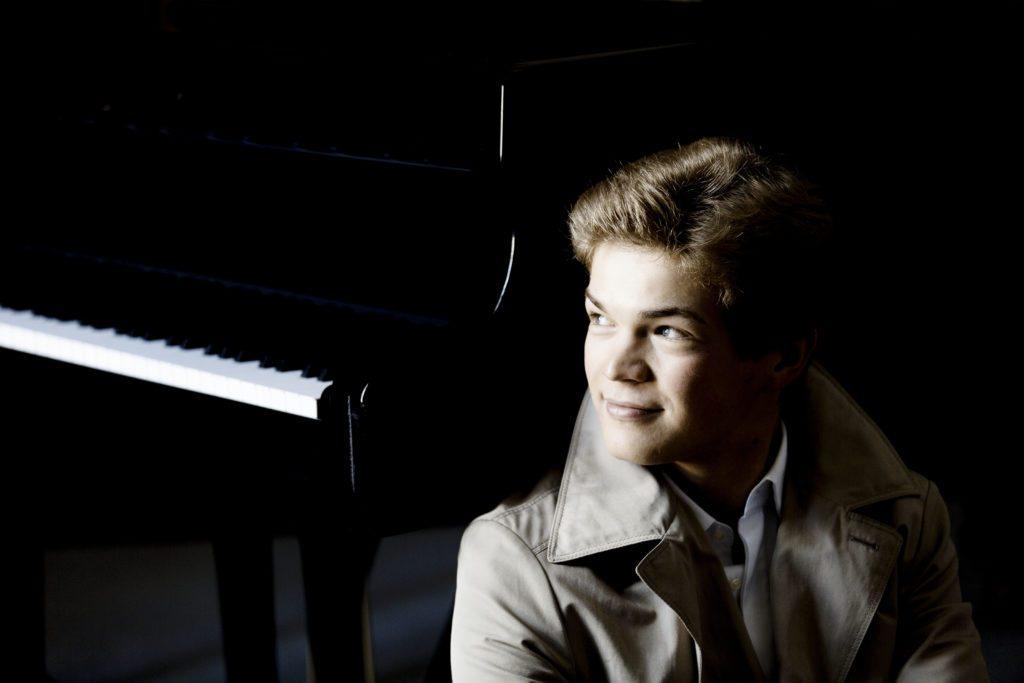Ivan Moschuk, pianist. Image courtesy of Marco Borggreve