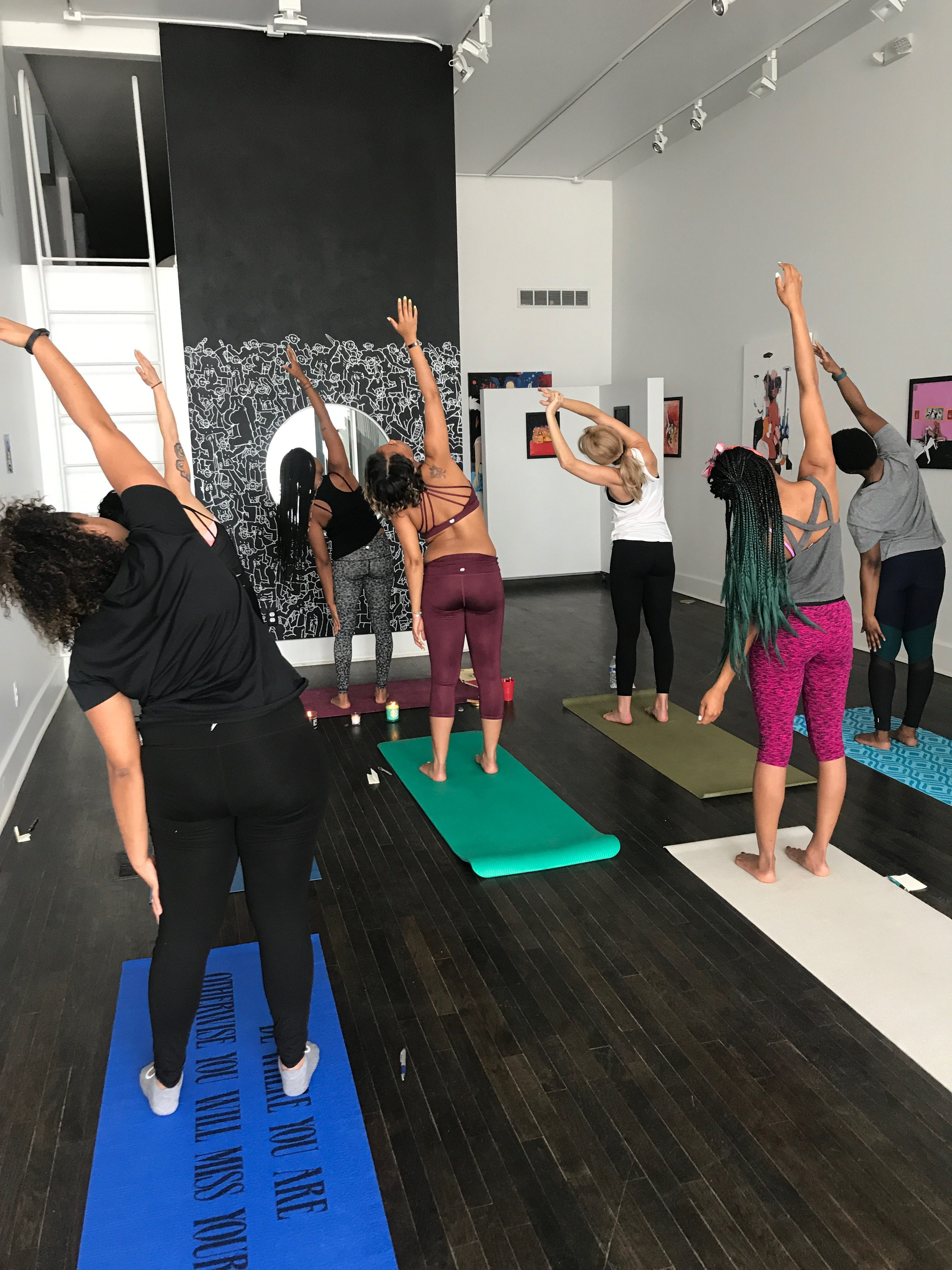 Yoga Mornings: The Experience with Lauren J  Williams