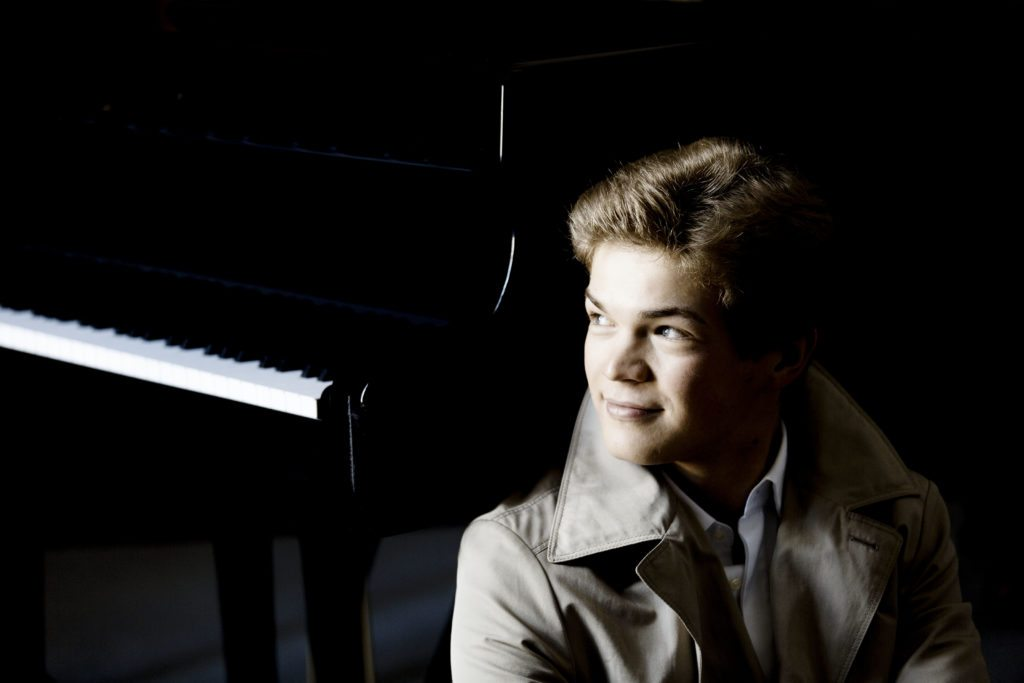Ivan Moschuk, pianist. Image courtesy of Marco Borggreve